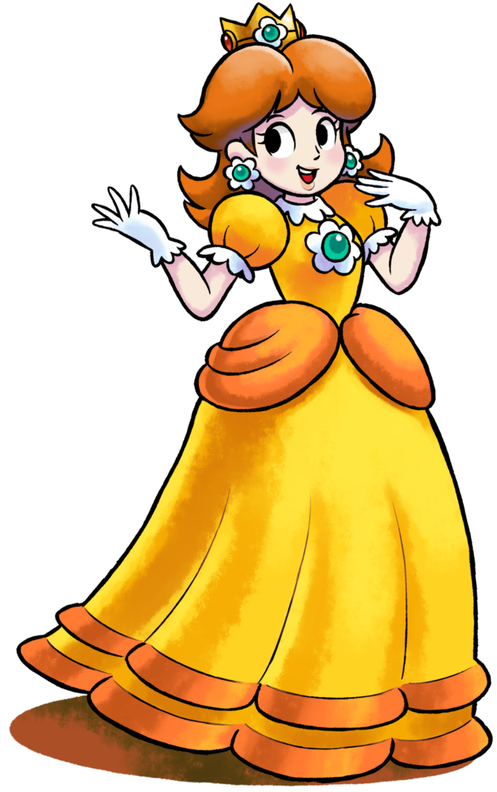 Mm M L Rpg Style Daisy It S A Miracle By Master