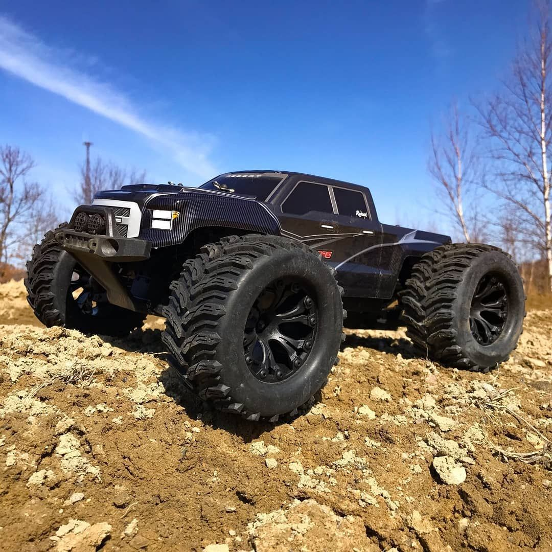 Redcat Dukono Pro 1/10 Scale Brushless Electric RC Monster