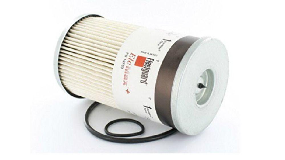 case of 6) fs19763 fleetguard fuel filter for cummins hitachi ihc navistar  j.d. | diesel fuel filter, cummins, filters  pinterest