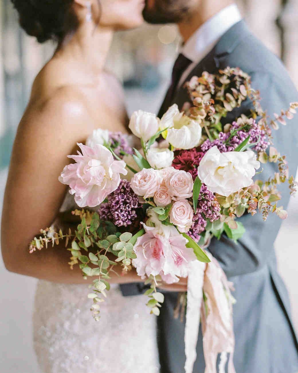 52 Ideas For Your Spring Wedding Bouquet Wedding Details