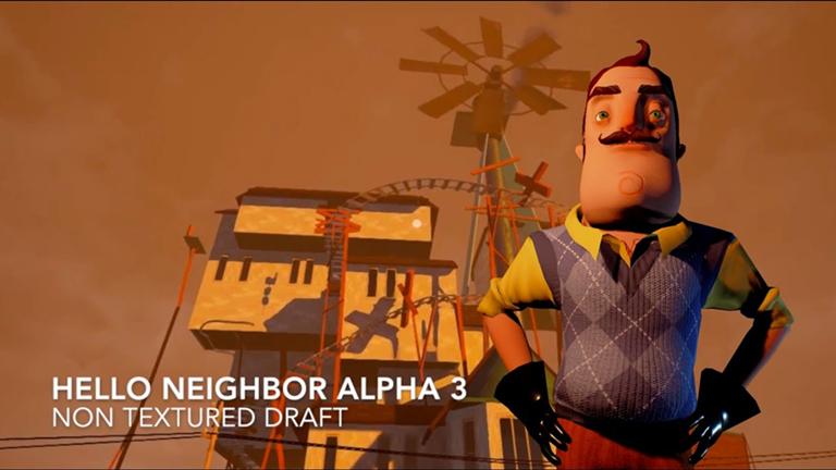 hello neighbor alpha 4 free download mac
