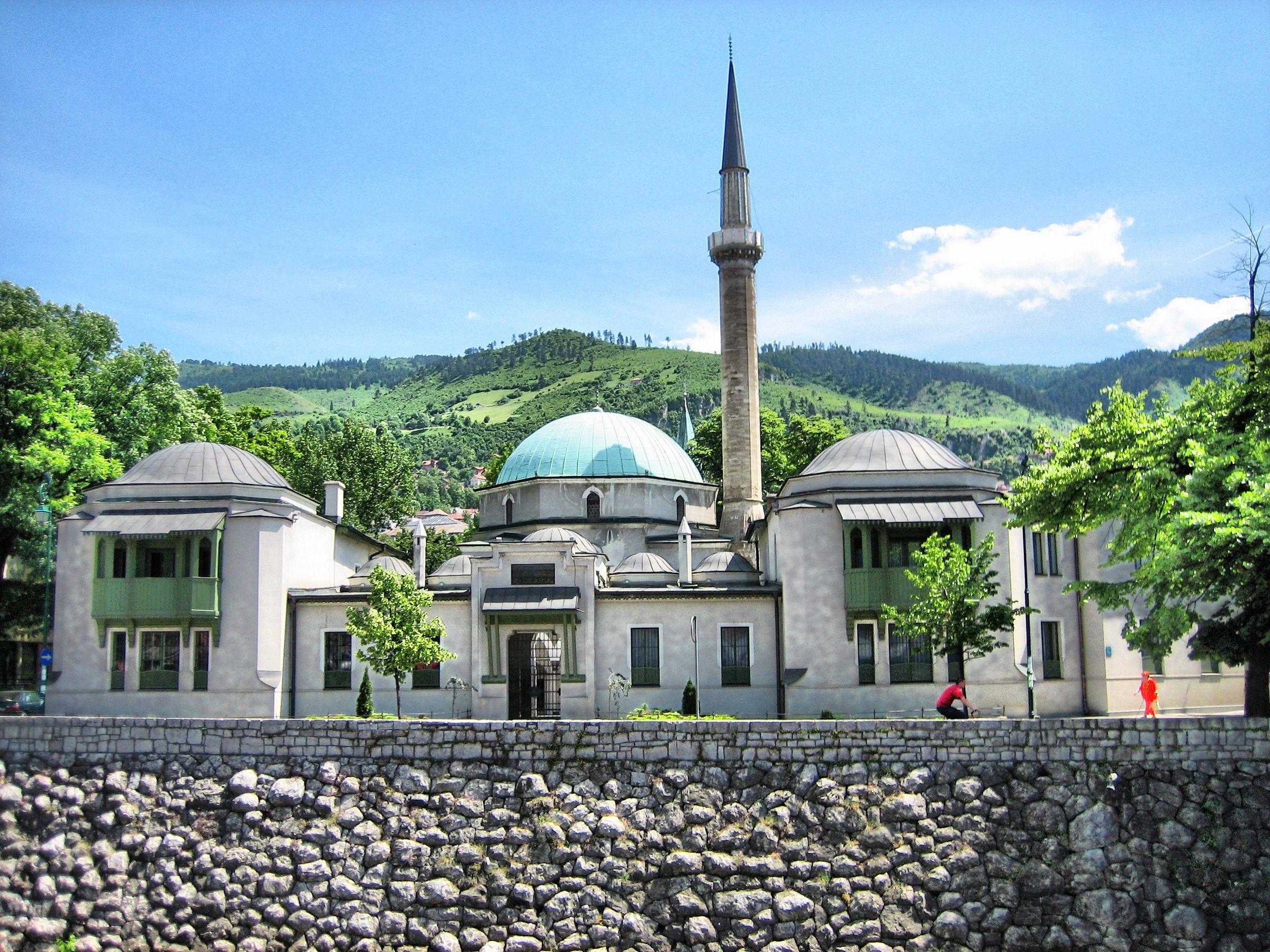 Emperor mosque in sarajevo bosnia herzegovina masjidsmosques emperor mosque in sarajevo bosnia herzegovina altavistaventures Image collections