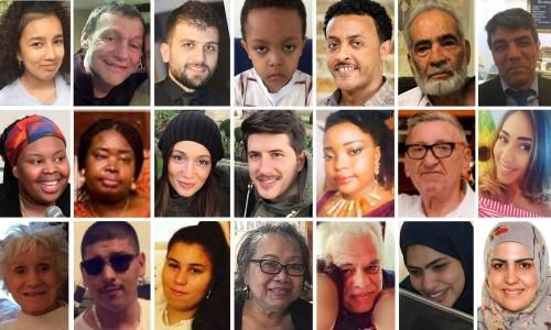 The lives of Grenfell Tower: the 71 victims of the fire   UK news   The Guardian
