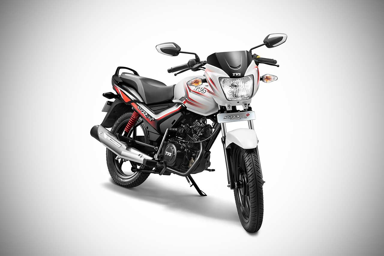 Tvs Star City Special Edition Priced At Inr 54 590 In India