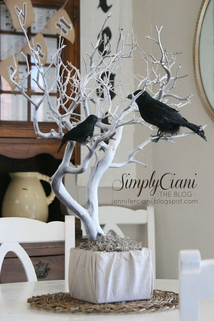 20 spooktacularly elegant diy halloween decor ideas