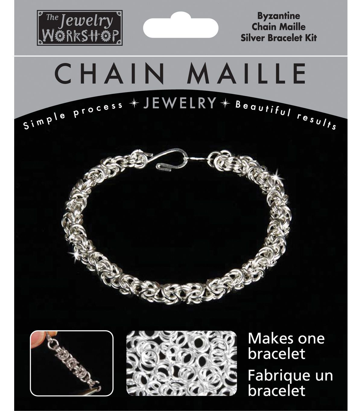 free chain maille instructions