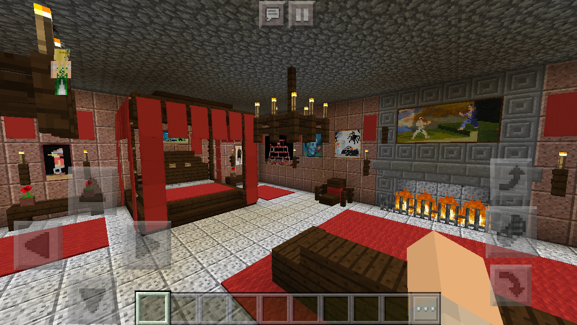 Bed In Minecraft