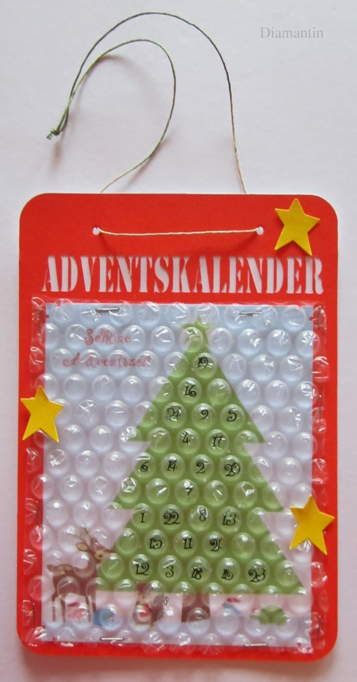 Bubble-Adventskalender