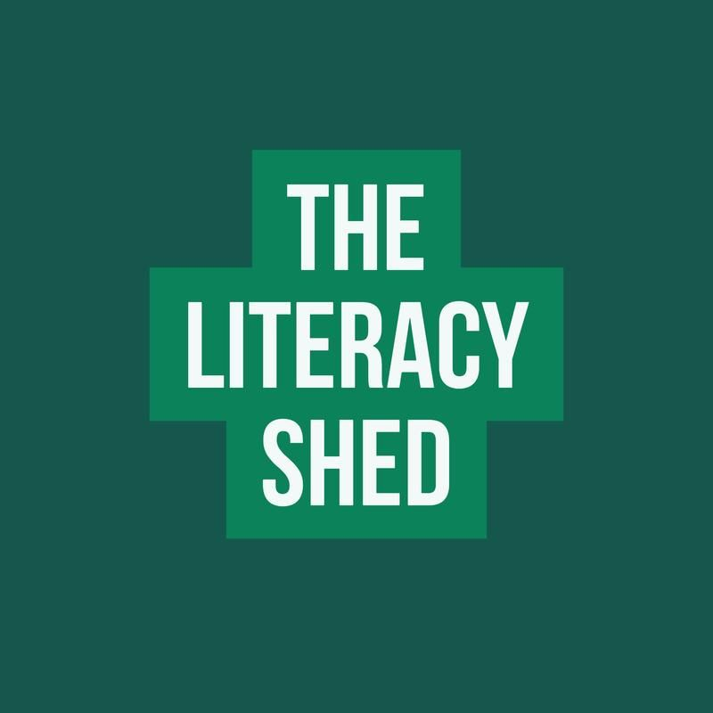 Image result for literacy shed logo