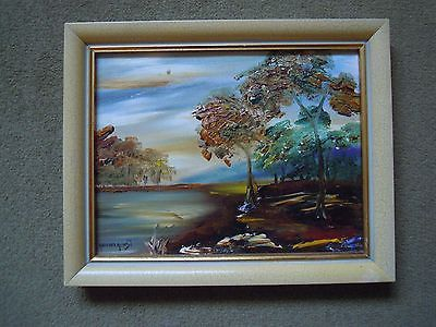 Oil Painting on Board. Impressionist Landscape. Signed Heuvelhorst. https://t.co/YT3kmM2YW0 #Homedecor https://t.co/6KxqtQHl9h