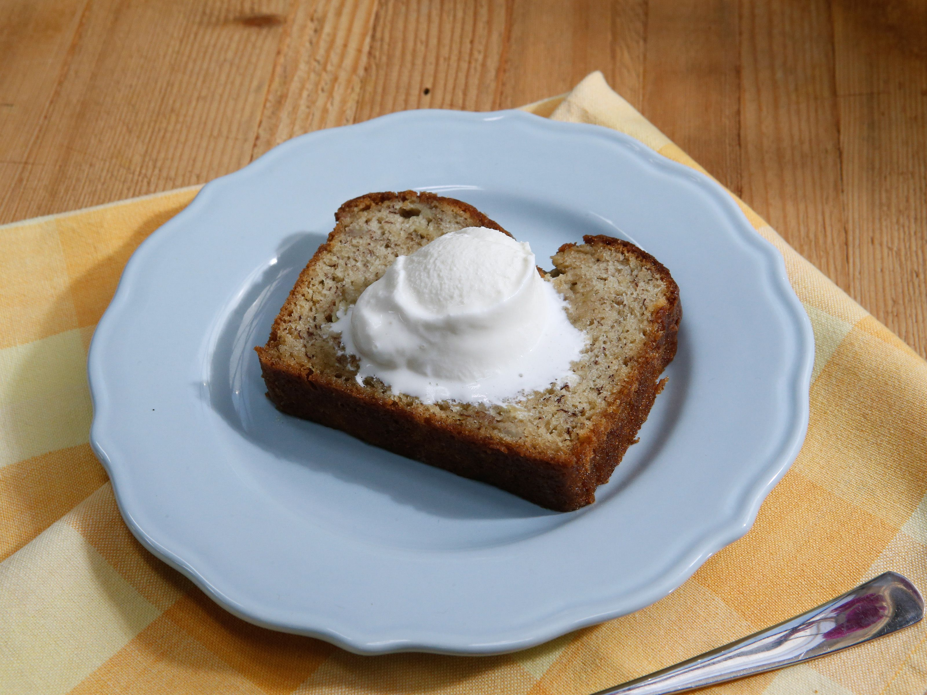 Bananas foster banana bread sundae recipe from the kitchen via food bananas foster banana bread sundae recipe from the kitchen via food network forumfinder Gallery