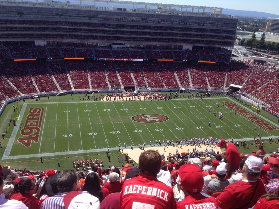 Levi's® Stadium 49ers Stadium (With images) Levi