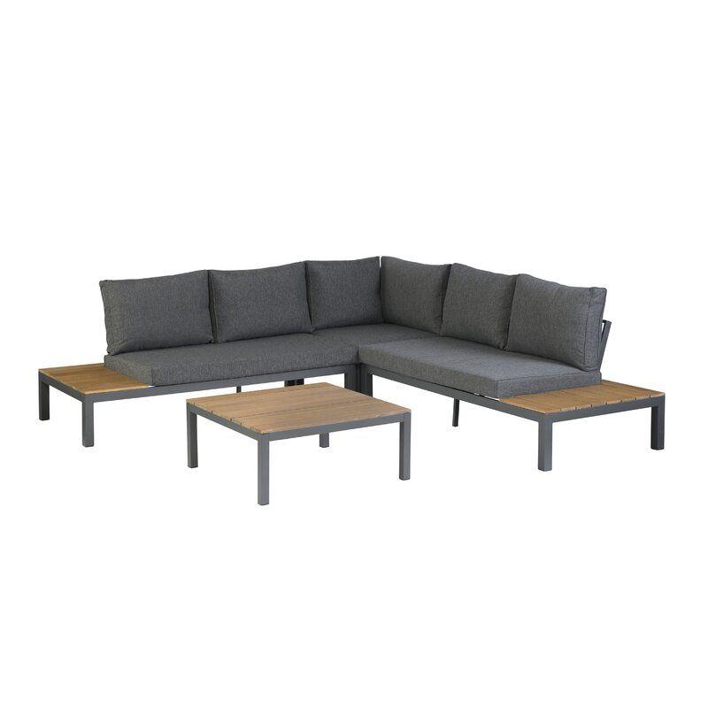 6 Sitzer Lounge Set La Vida In 2021 Lounge Mobel Lounge Mobel