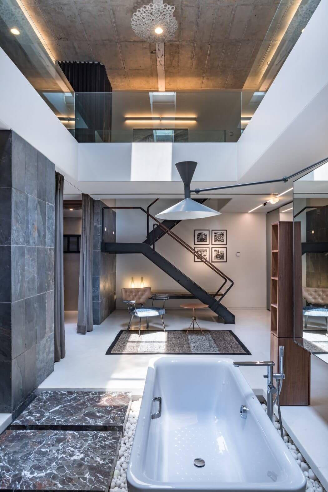 Villa 430 by MORIQ | Villas, Interiors and Modern stairs