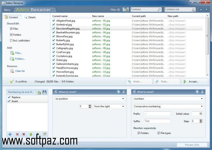 Get The Easy Renamer Software For Windows For Free Download With A