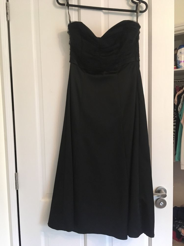 be5a2833fcf Coast Size 10 Black Dress  fashion  clothing  shoes  accessories   womensclothing  dresses (ebay link)
