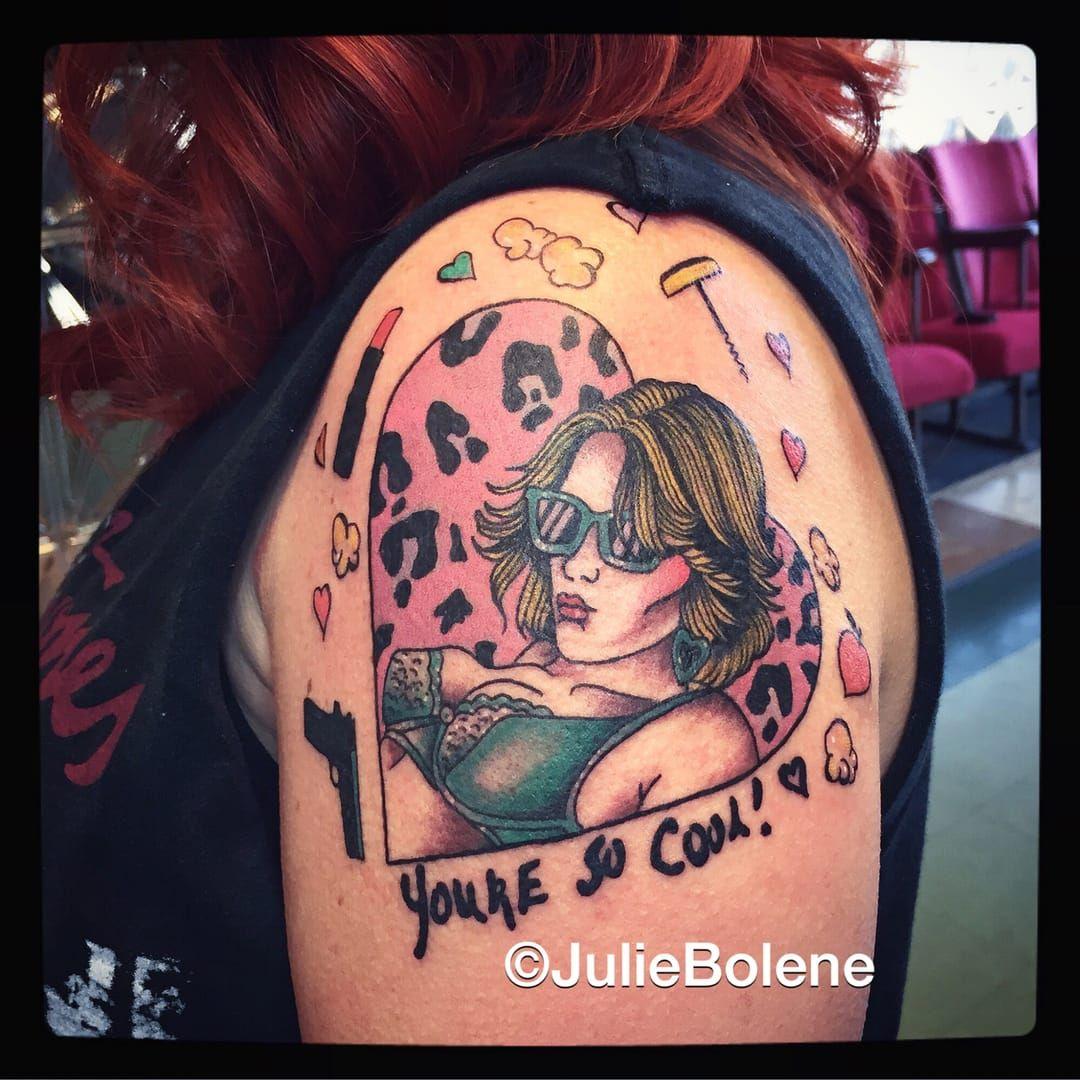 True Romance Movie Tattoo