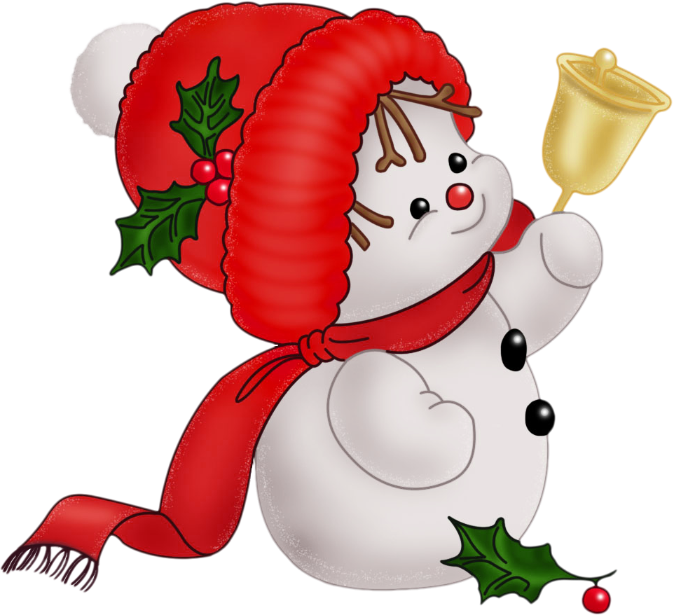Christmas Snowman Clip Art Free ClipArt Best Christmas