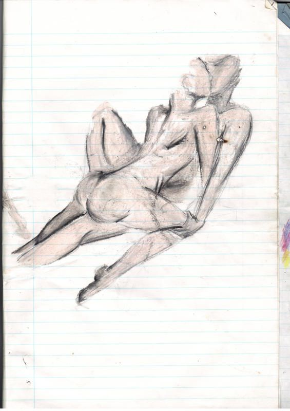 Pencil sketches of sex
