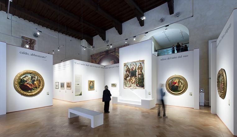 Museum Lighting Luca Signorelli De