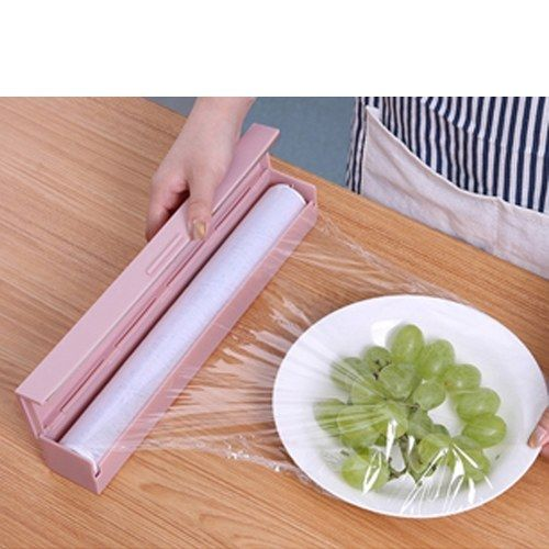 Plastikverpackungs-Schneider-Aufbewahrungsbehälter-Halter mit - küchen aus edelstahl