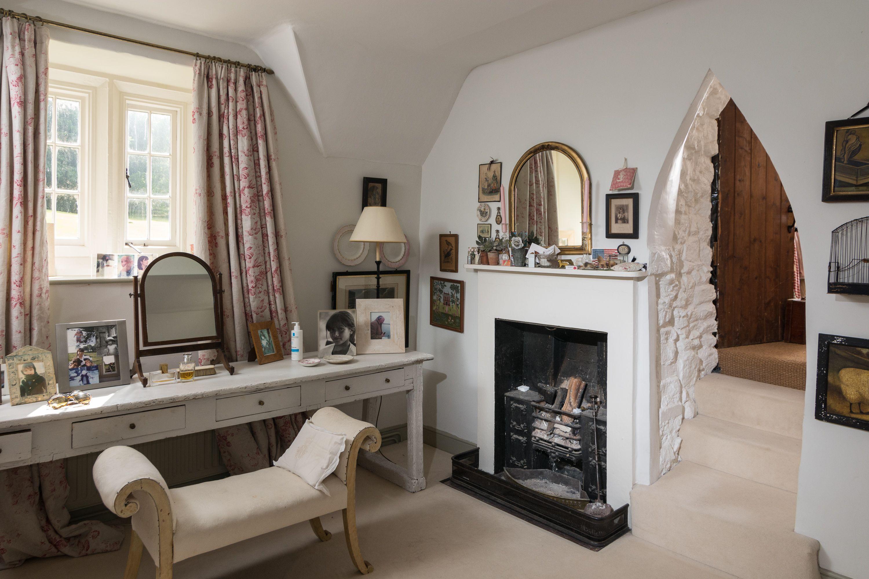 Vintage zimmer dekor ideen cabbages u roses  brook cottage  bedroom  pinterest