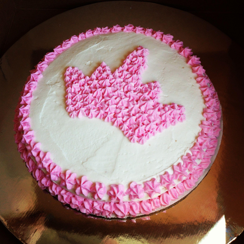 Cakes Princess Tiara Cake