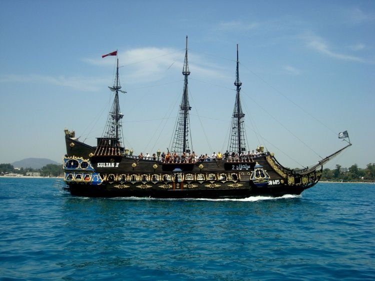 Galeão Pirata  ' Sultan '