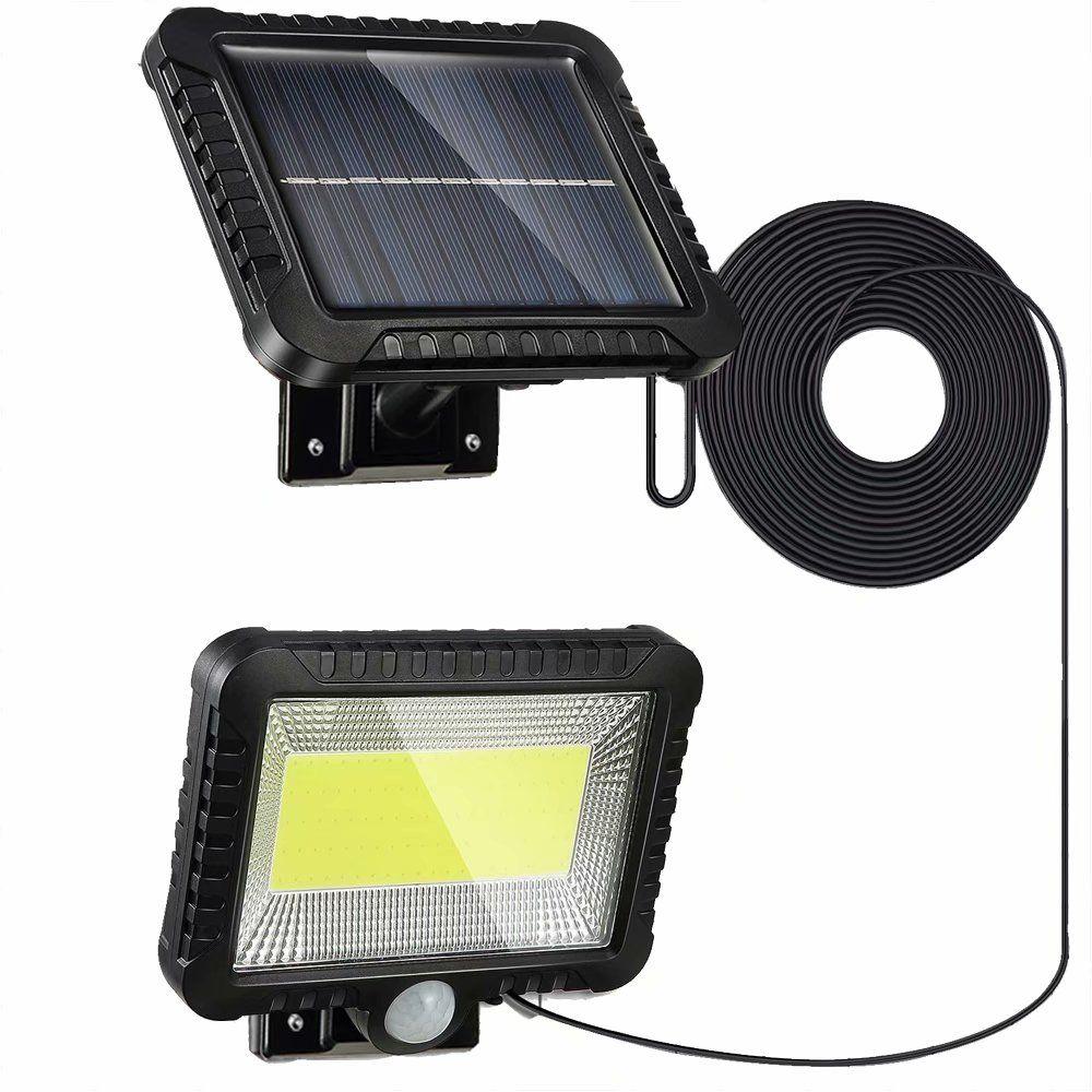 Free 2 Day Shipping Buy Genkent 100cob Led Solar Outdoor Motion Sensor Lights Upgraded Sola Motion Sensor Lights Outdoor Motion Sensor Lights Solar Led Lights