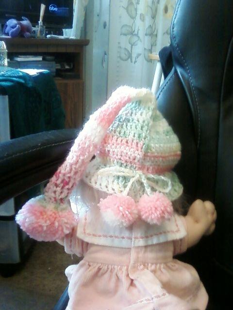 fun little elf style hat