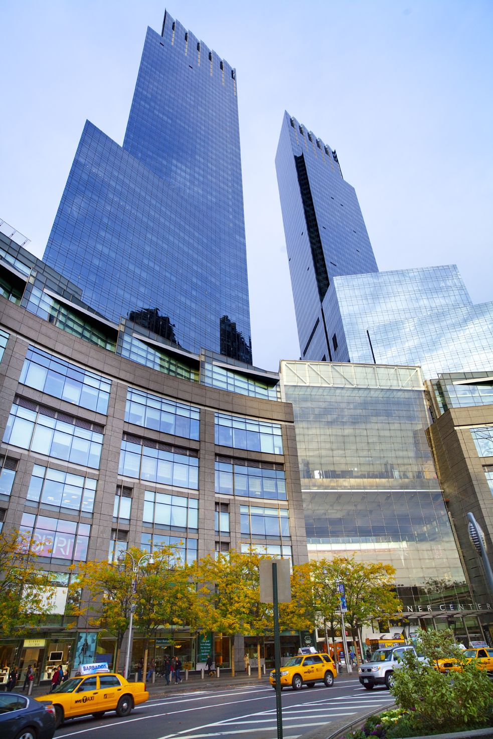 Time Warner Center New York City's iconic landmark has