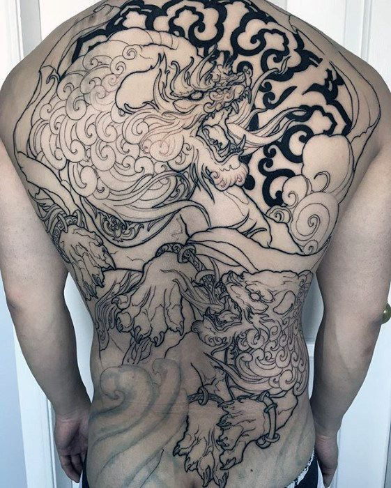 50 Japanese Back Tattoo Designs For Men Traditional Ink Ideas Japanese Back Tattoo Tattoo Japanese Style Back Tattoo