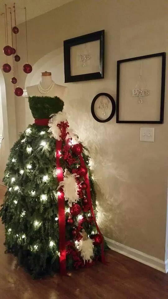 Un Craciun fashion pentru o casa moderna Navidad Pinterest
