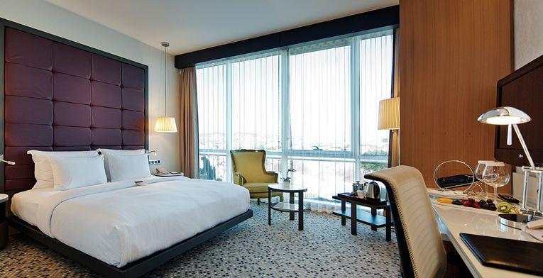 DoubleTree by Hilton Hotel Istanbul - Moda ***** #VoyagePriveES #viajar #Estambul #design #hotels