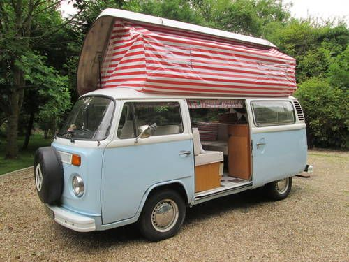 19a333ca3f3443 Rare 1977 RHD VW T2 Viking SpaceMaker Campervan (picture 2 of 6 ...