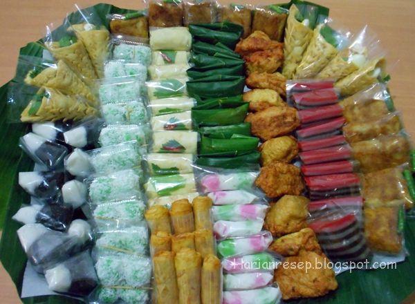 Kumpulan Resep Hidangan Arisan Dan Menu Isian Snack Box Makanan Dan Minuman Penyajian Makanan Resep