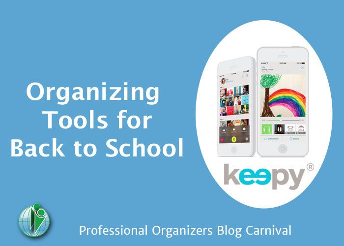 BacktoSchool Organizing Tools   Pro Organizers Blog Carnival is part of School Organization Organizers - Professional organizers share their best tips and tools for staying organized at backtoschool time