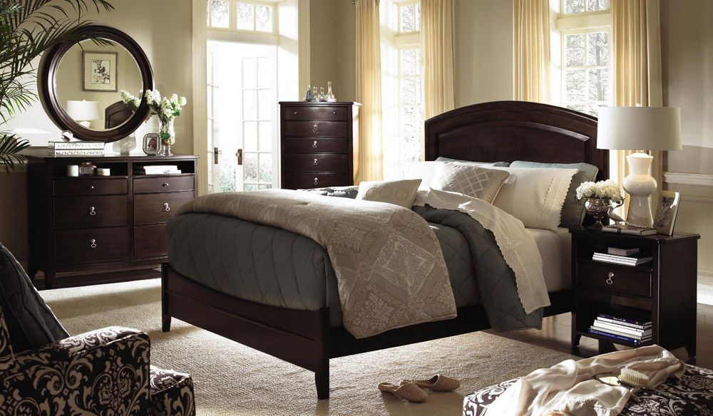Alston Panel Bedroom Set by Kincaid Furniture For Trish to See