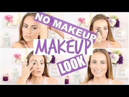 no makeup makeup tutorial  nomakeup makeup