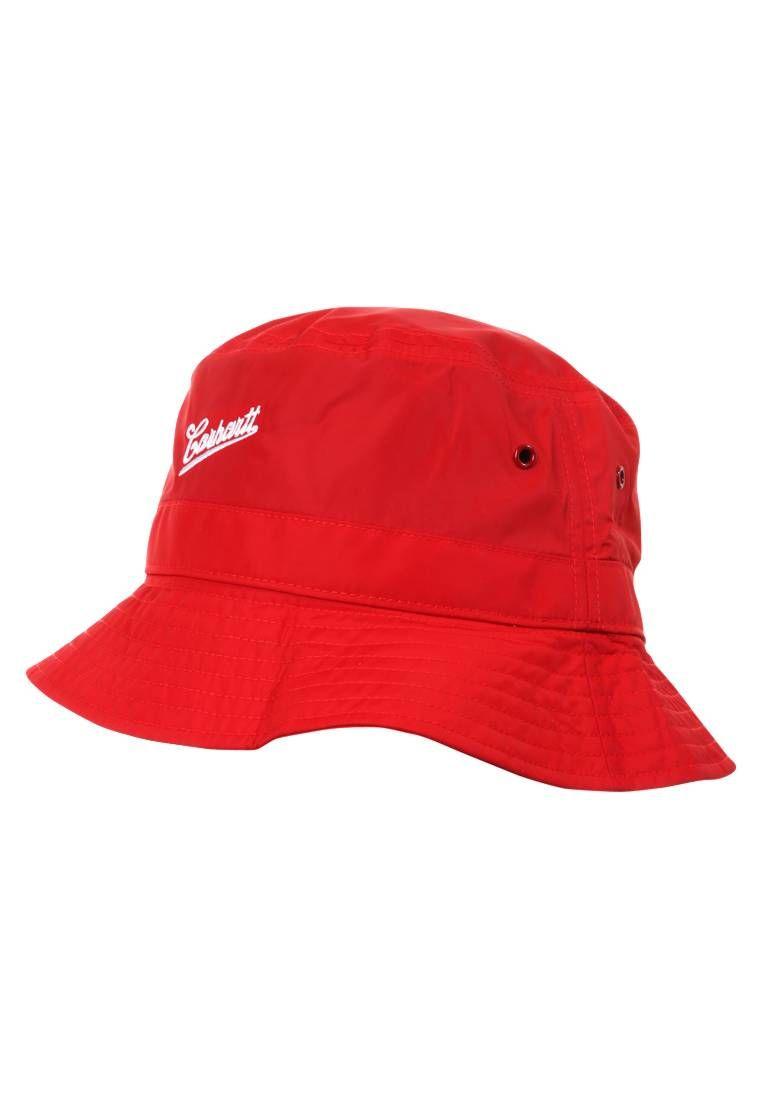 Carhartt WIP. STRIKE - Cappello - chili white.  panama  cappelli ... bbd23c2db193