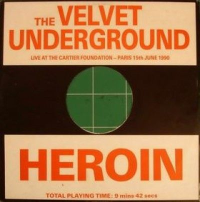 The Velvet Underground -- Heroin, one of the best songs ever. Really.