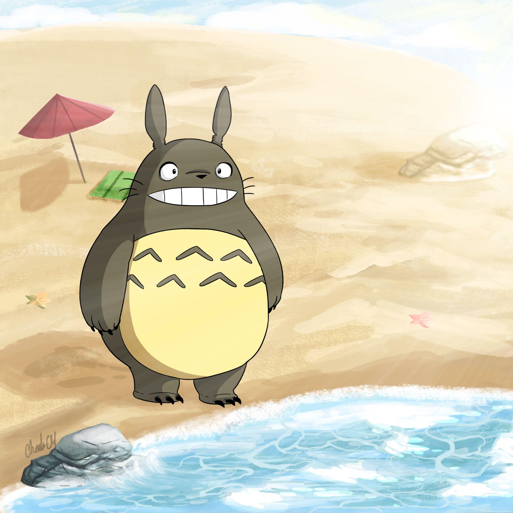 Totoro Spring