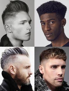Hairstyles For Men According To Face Shape Roundshape #menshairstyles #hairstylesformen Best Hairstyles