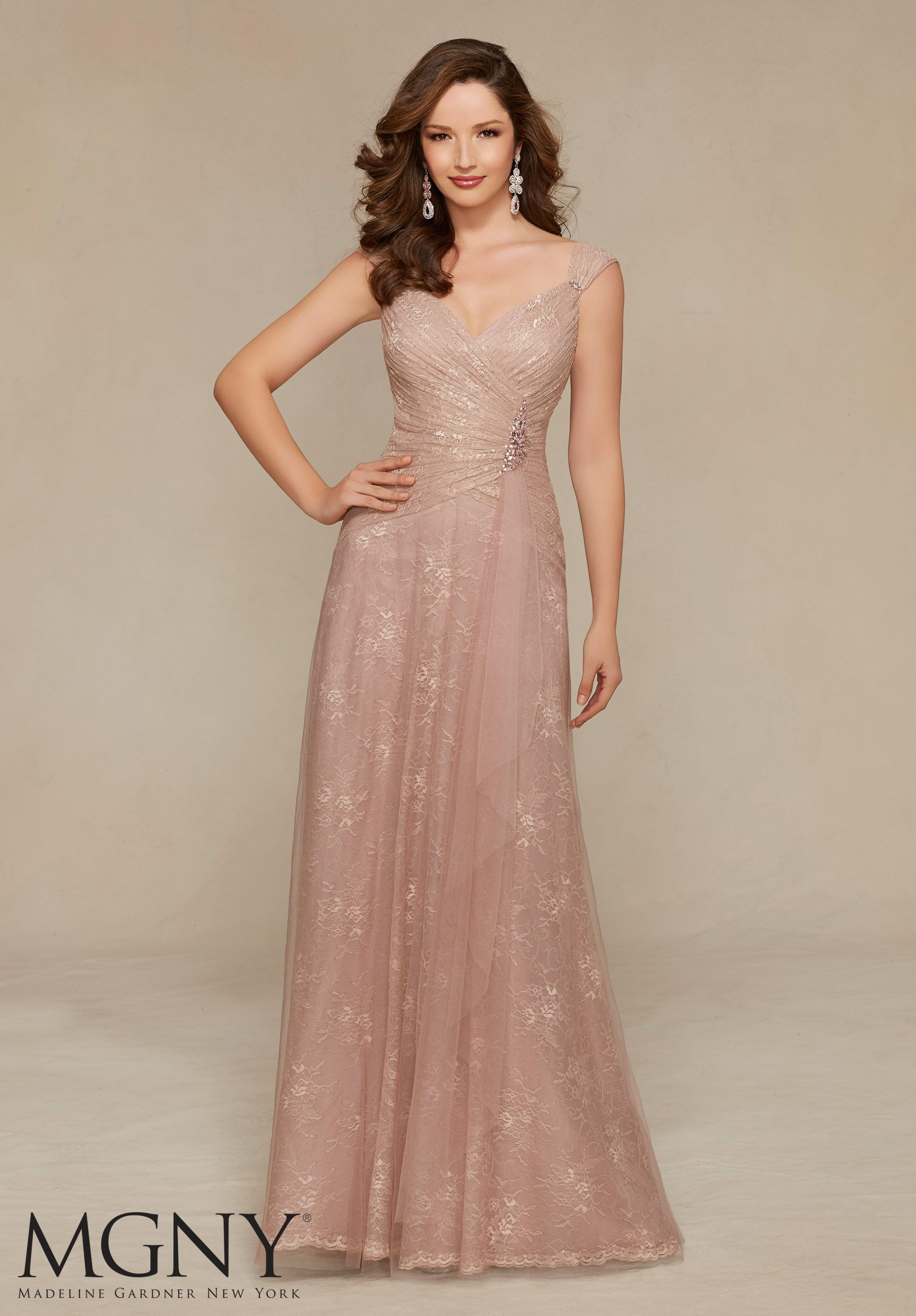 Evening Gowns And Mother Of The Bride Dresses By Mgny
