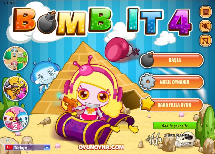 Bomb It 4 Unblocked Games At School