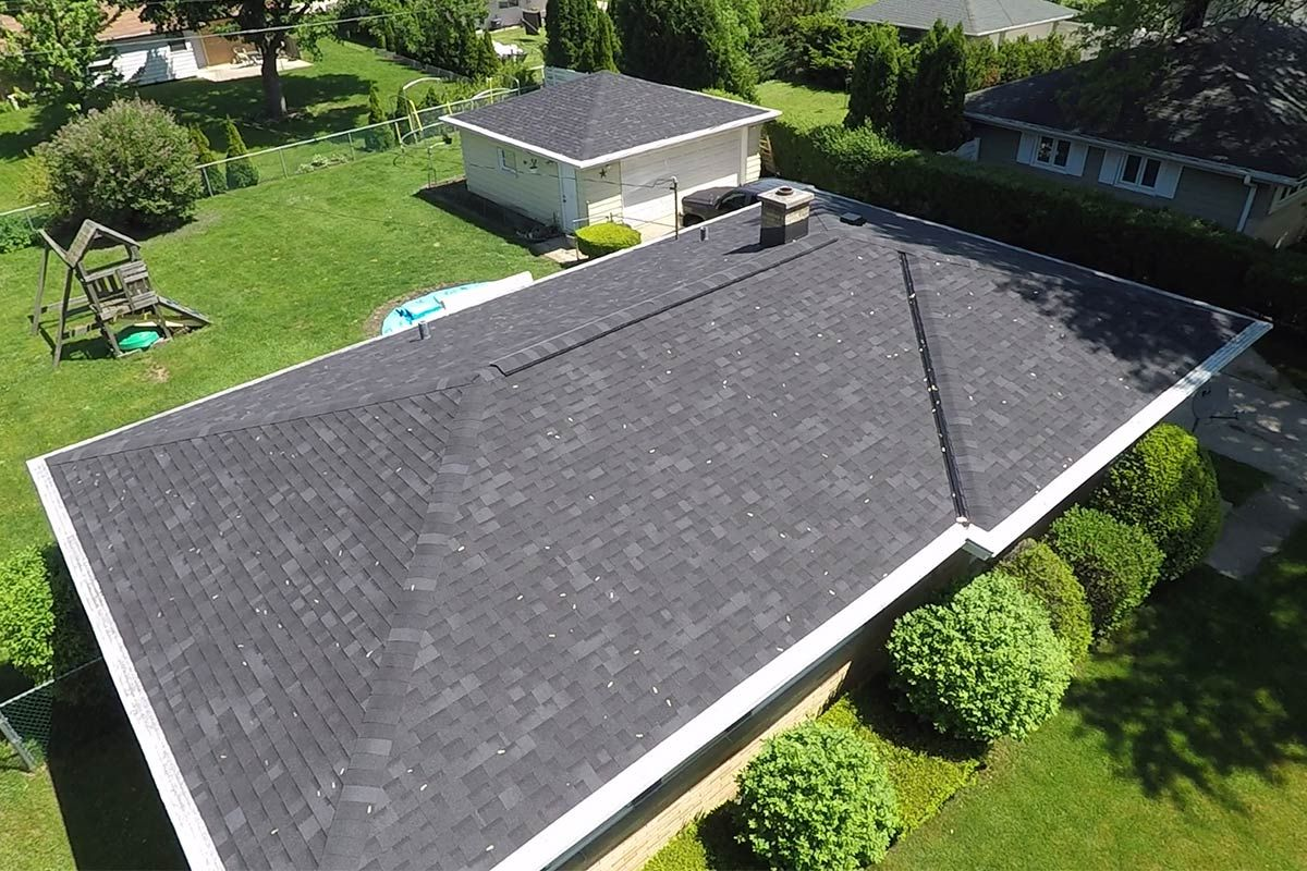 Best House Garage Roof Replacement Project Owens Corning 400 x 300