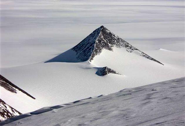 Pyramide Antarktis