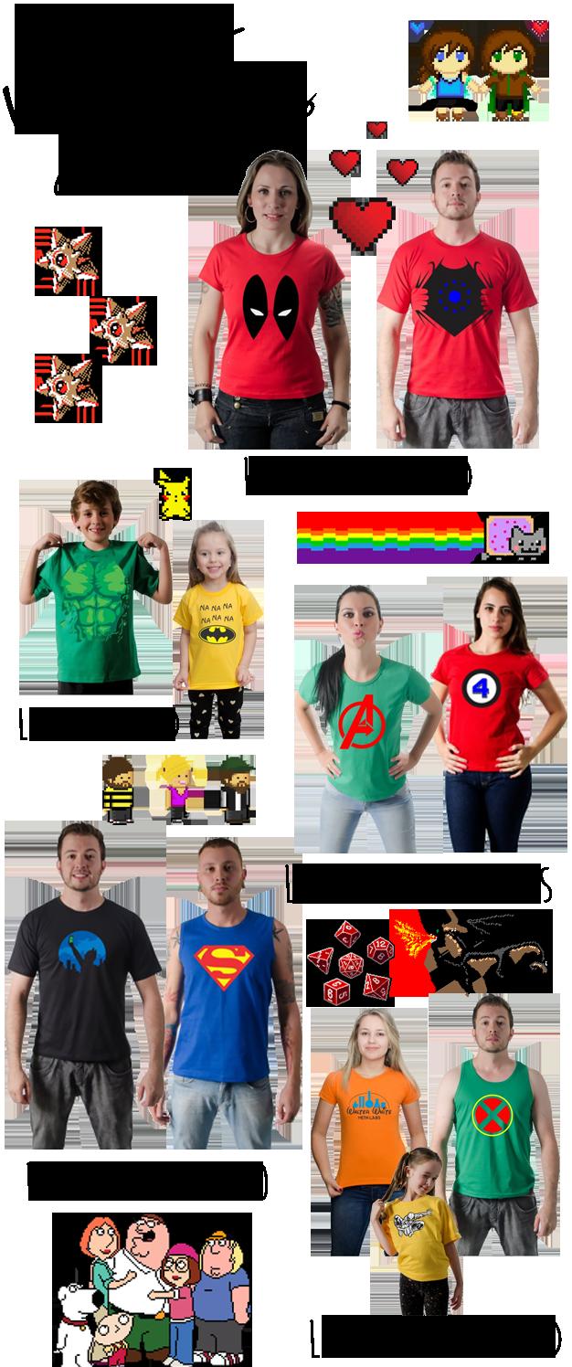 Wishlist Mania Camisetas Publi