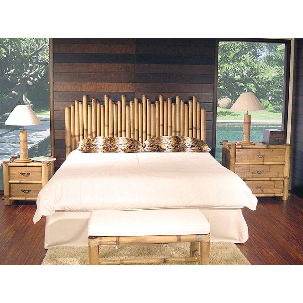 Best Bamboo Bed ♥ My Home Pinterest Bamboo Furniture 400 x 300