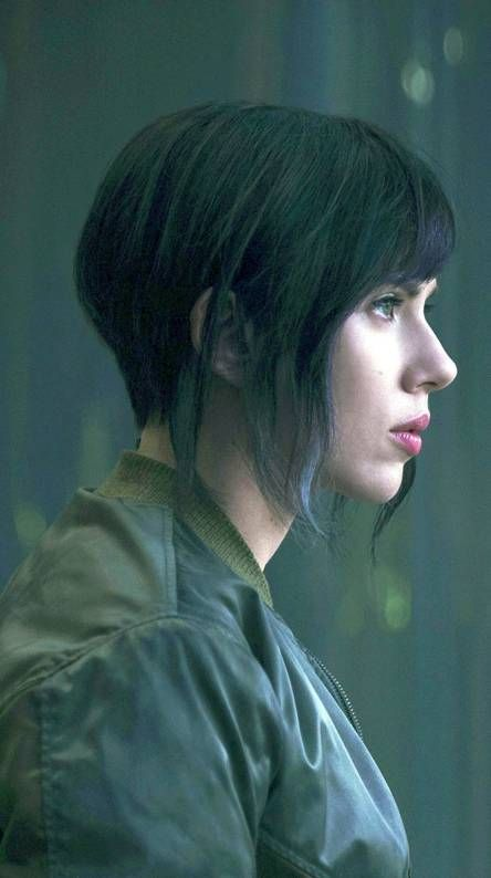 Ghost In The Shell in 2020 Ghost in the shell, Scarlett